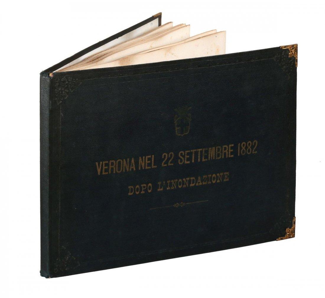 Verona. Verona nel 22 settembre 1882 dopo - 4