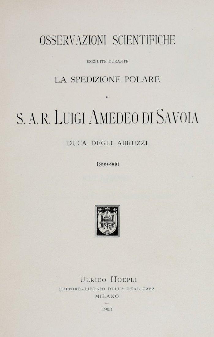 Cagni Umberto - Cavalli Molinelli Pietro Achille. La