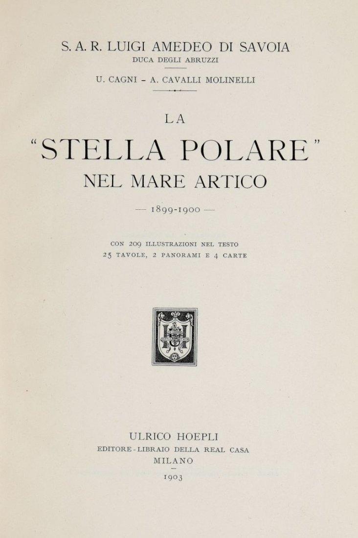 Cagni Umberto - Cavalli Molinelli Pietro Achille. La - 7
