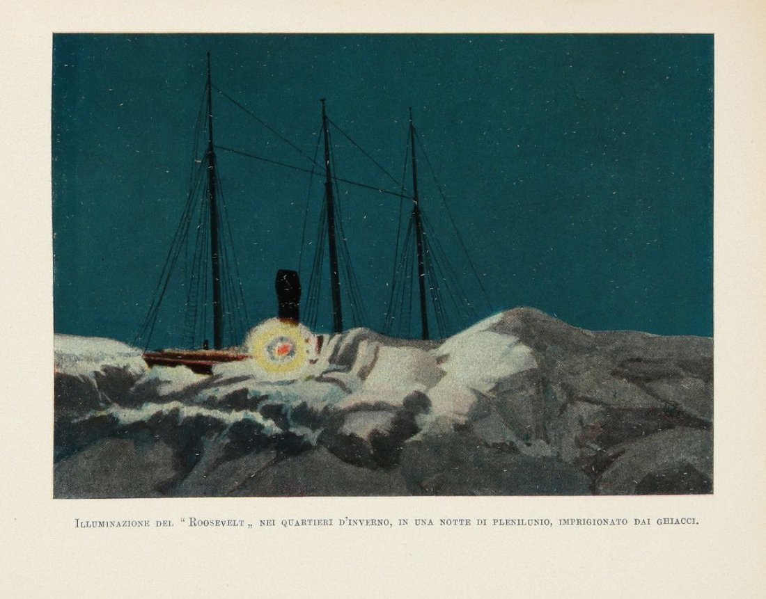 Peary Robert Edwin. La scoperta del Polo Nord... - 3