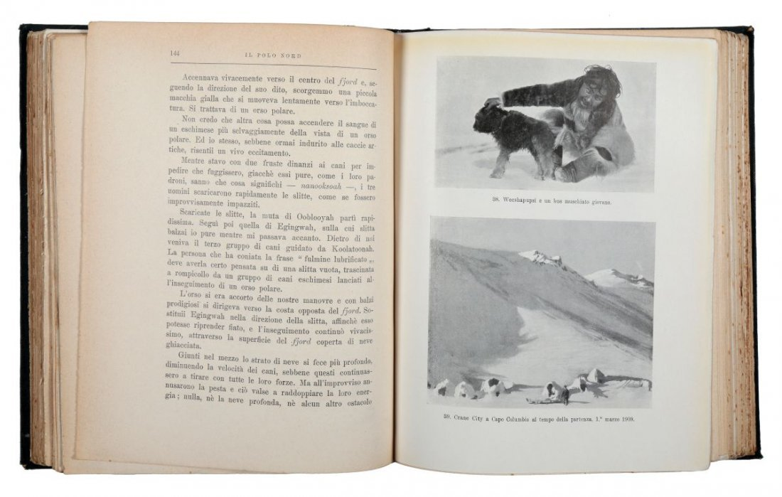 Peary Robert Edwin. La scoperta del Polo Nord... - 6