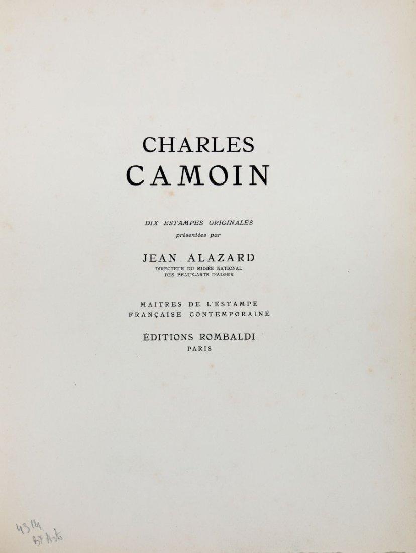 Alazard Jean, Camoin Charles. Charles Camoin, Dix