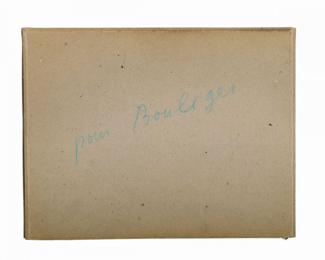 Chagall Marc. Marc Chagall. Das graphische Werk. - 4