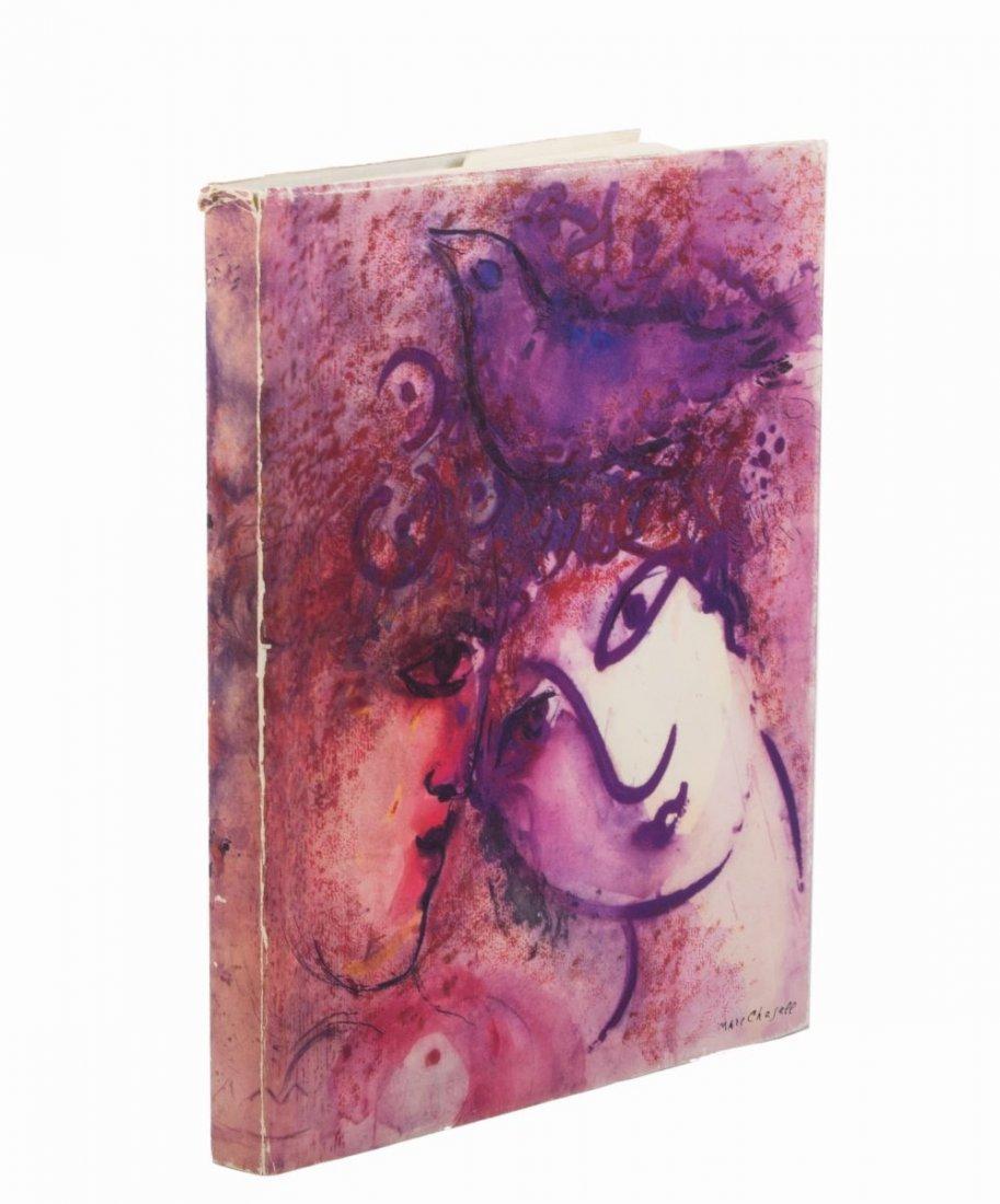 Chagall Marc. Marc Chagall. Das graphische Werk. - 5