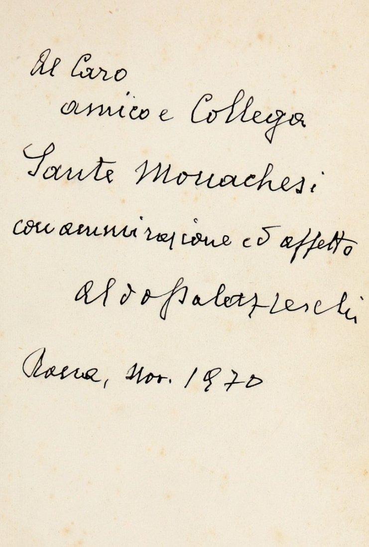 Palazzeschi Aldo. Cuor mio. Milano: Mondadori, 1968. - 2