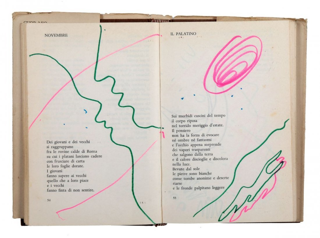 Palazzeschi Aldo. Cuor mio. Milano: Mondadori, 1968. - 5