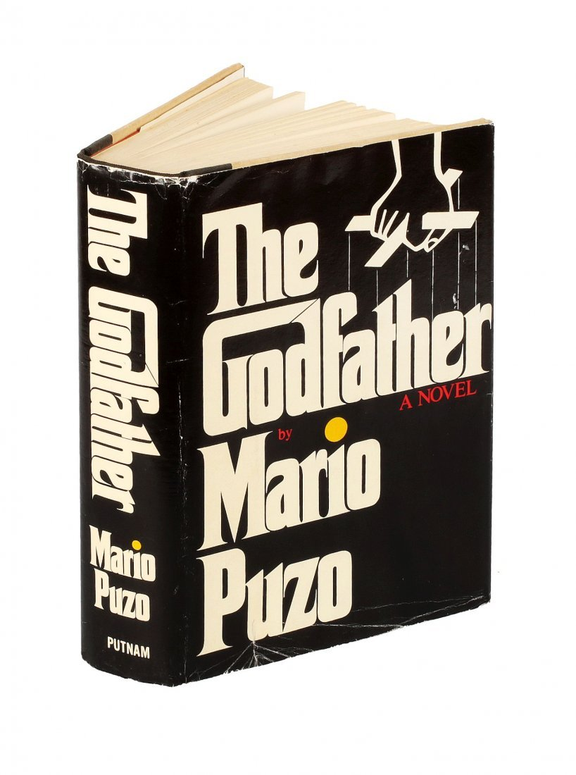 Puzo Mario. The Godfather. A Novel. New York: G. P.