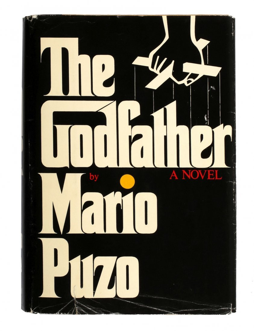 Puzo Mario. The Godfather. A Novel. New York: G. P. - 4
