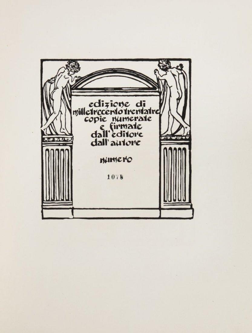 Sartorio Giulio Aristide. Sibilla. Milano: L'Eroica, - 2