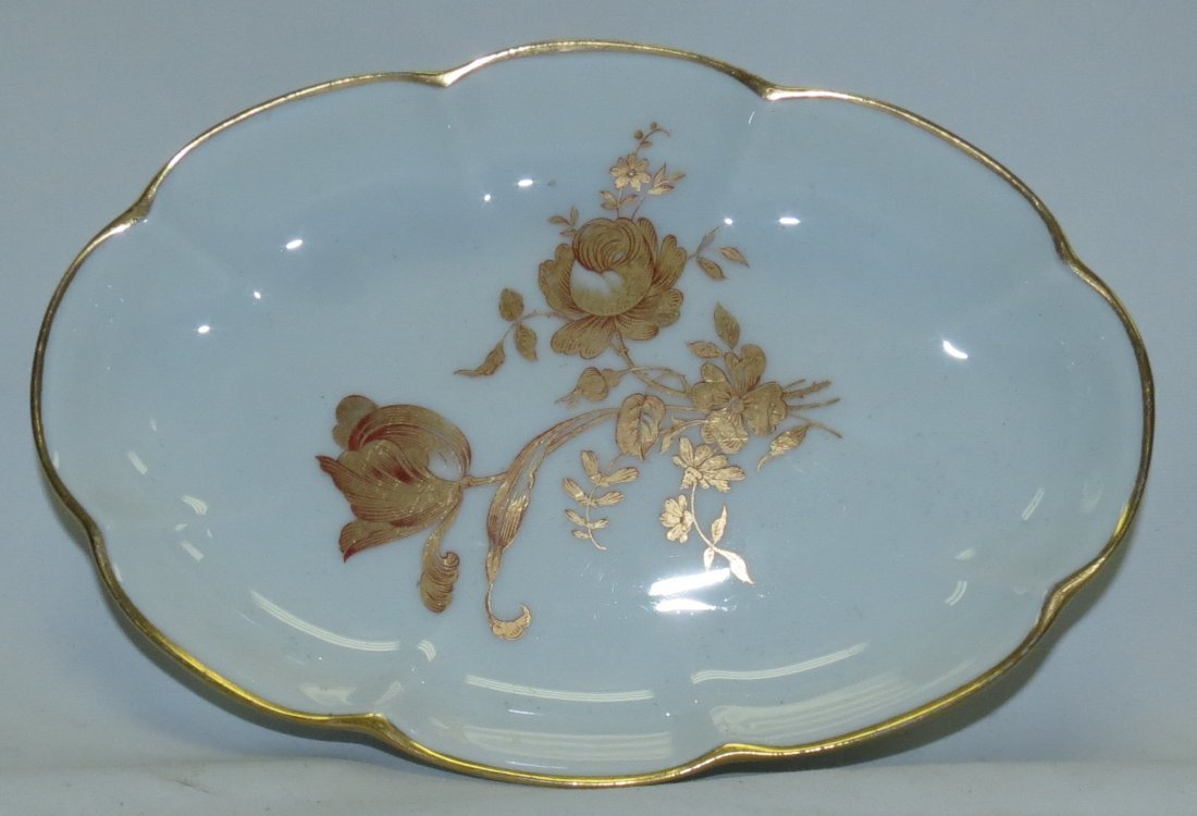 Chamart Limoges Ring Tray. France W-6.5""