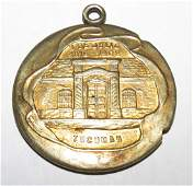 "Br. Medal Independence 1908 Tucuman Diam: 1.4"""