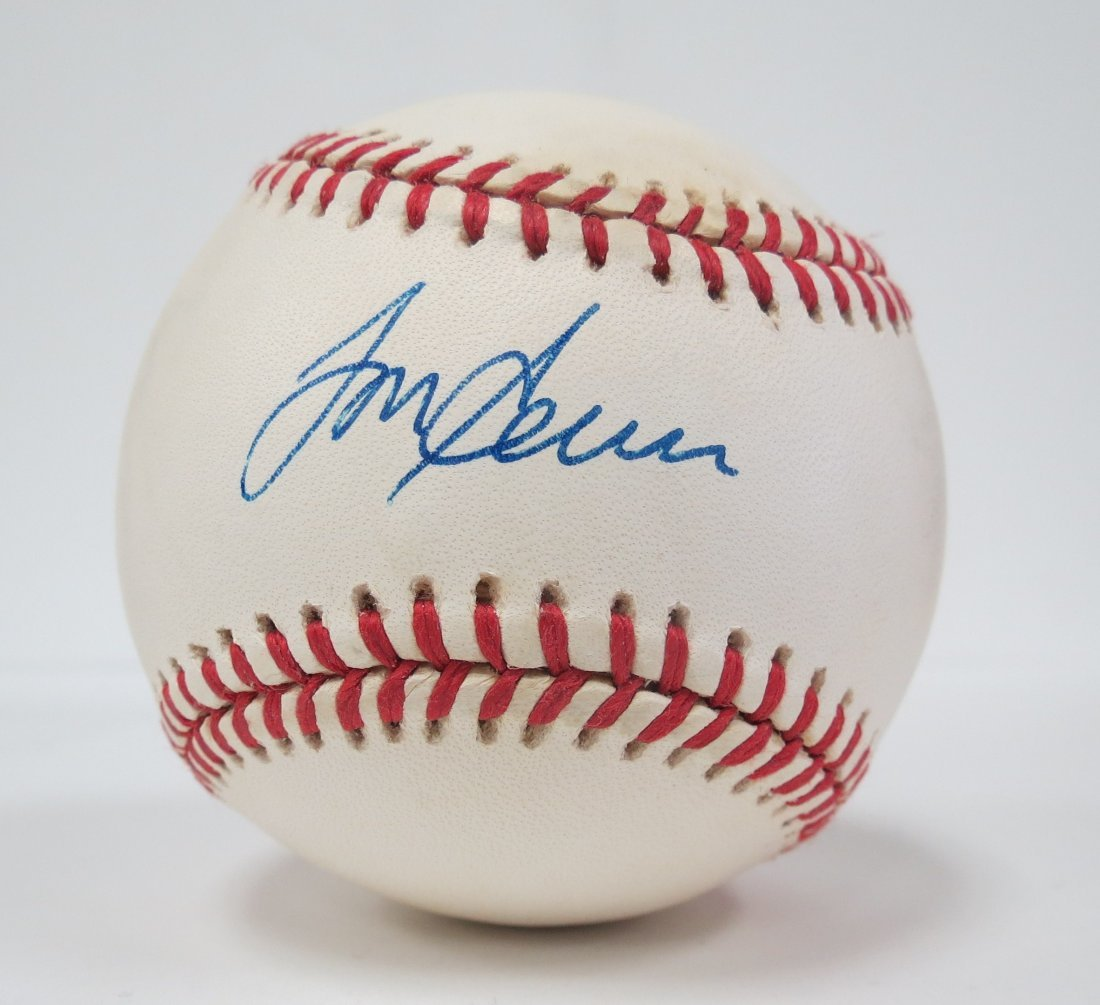 Tom Seaver signed baseball with Certificate of