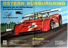 Sport Poster Goodyear Car Racing Poster