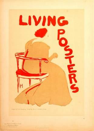 Advertising Poster Living Posters Frank Hazenplug