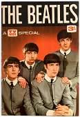 Three Advertising Magazines Beatles Lennon Harrison