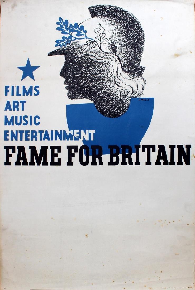 Original  Advertising Poster Films Art Music