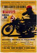 Sport Poster Motorcycle Races Spain Valencia Pirelli