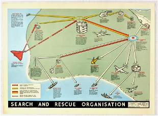 Propaganda Poster Search And Rescue Organisation Royal