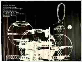 Advertising Poster Mobiler Spielraum Summer Course 1969