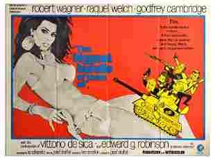 Cinema Poster The Biggest Bundle Of Them All Film