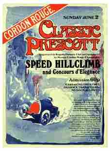 Sport Poster Classic Prescott Cordon Rouge Champagne