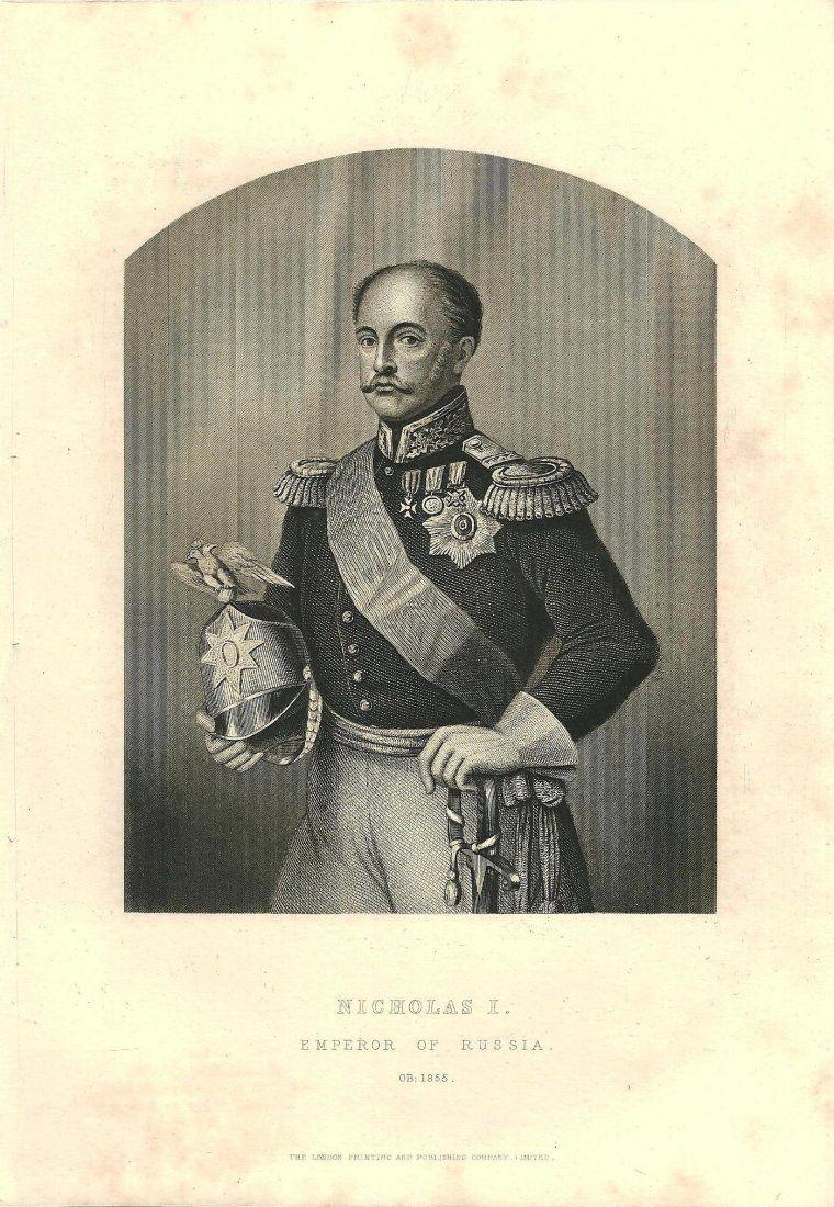 Nicholas I Emperor of Russia