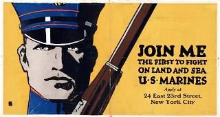 Propaganda Posters US Marines
