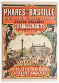 Advertising Poster for French Department Store