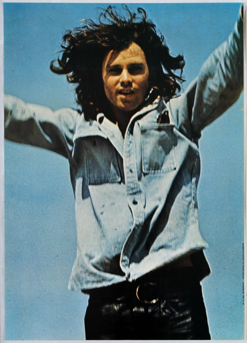 Advertising Poster Jim Morrison Poster