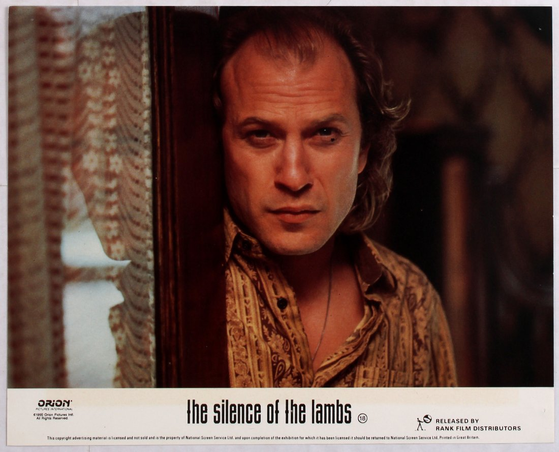 Looby Card Movie Poster Set The Silence of the Lambs - 7