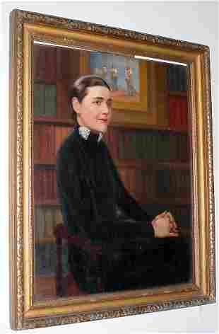 "David Immerman, American b. 1911 - d. ? ""Portrait o"