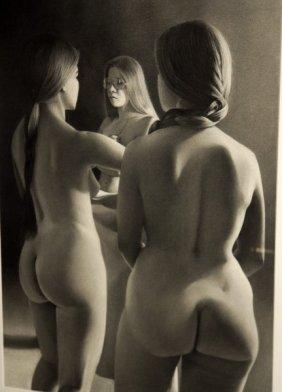 James Adkins, Am. B. 1947, Standing Figures Iii,