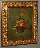 20th c. Dutch School, oil on panel, Still Life,