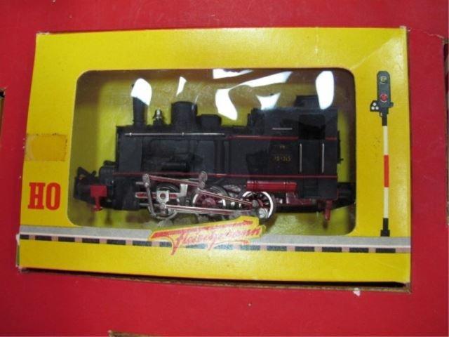 Vintage Fleischmann HO Gauge Train 1315/3 0-6-0 - 2