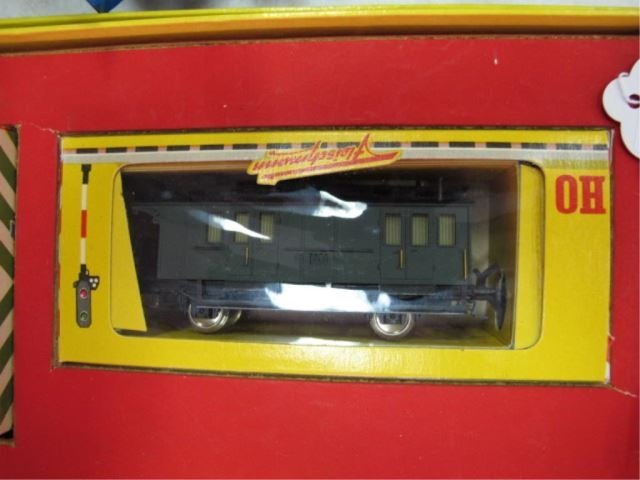 Vintage Fleischmann HO Gauge Train 1315/3 0-6-0 - 3