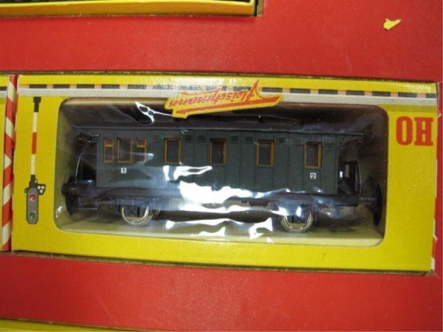 Vintage Fleischmann HO Gauge Train 1315/3 0-6-0 - 4
