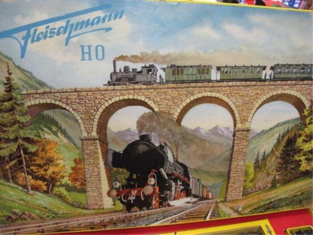 Vintage Fleischmann HO Gauge Train 1315/3 0-6-0 - 6