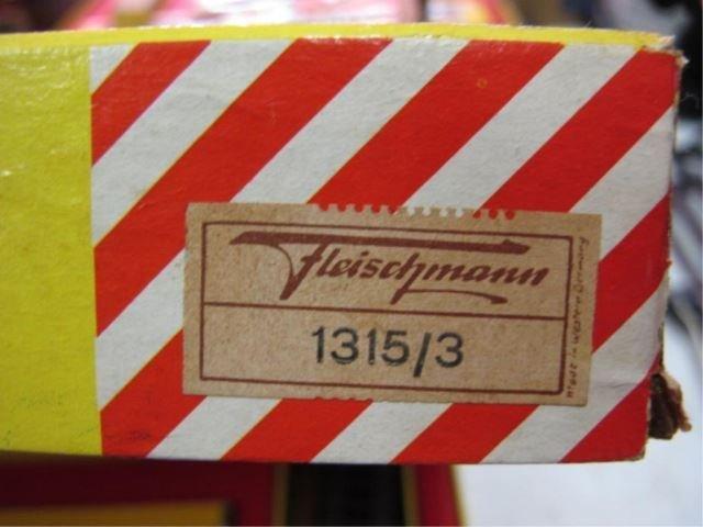 Vintage Fleischmann HO Gauge Train 1315/3 0-6-0 - 7