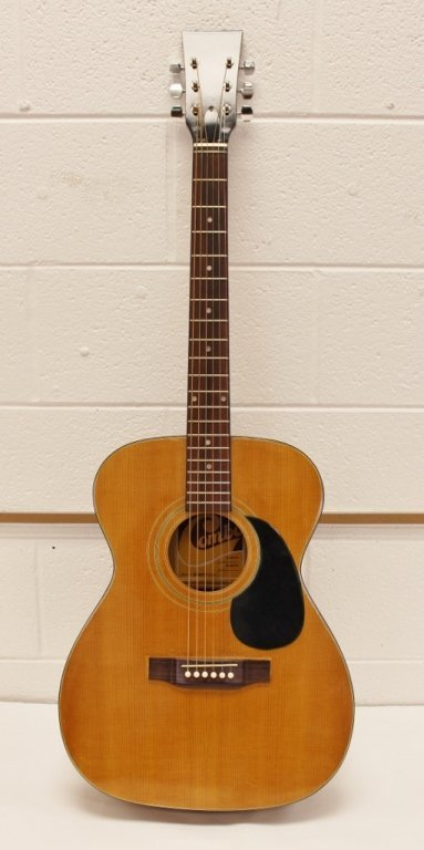 Vtg Selmer GS 10 Combo Acoustic Guitar w/ Case