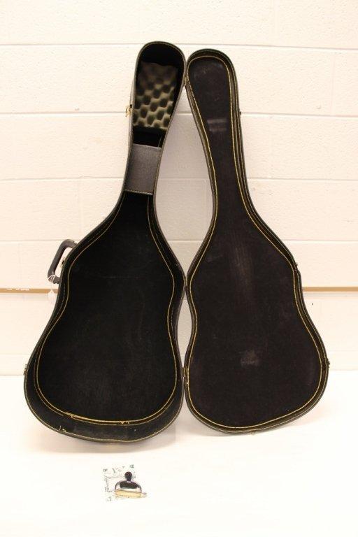 Vtg Selmer GS 10 Combo Acoustic Guitar w/ Case - 8