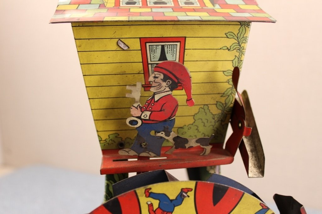 Wolverine Sandy Andy Merry Miller No 77 Tin Toy - 6