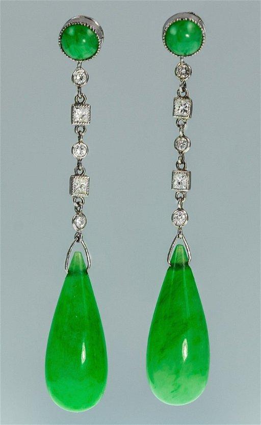 Natural Jadeite Jade Placeholder See Sold Price