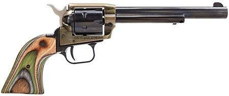 "Heritage RR22CH6 Rough Rider Small Bore 22LR 6.5"" 6rd"
