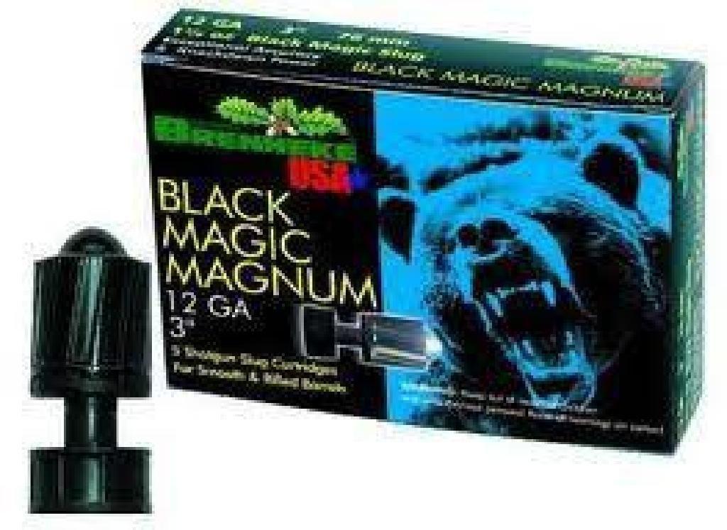 "Brenneke SL123BMM Black Magic Magnum 12 ga 3"" 1-3/8oz"
