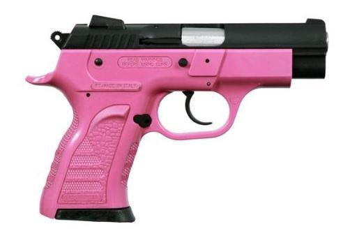 """*NEW* EAA Corp Witness P Compact 9mm 3.6"""" 12RD PINK UPC"""