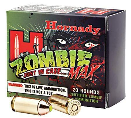 Hornady Zombie Max 45ACP 185GR 900 fps 200 Rounds UPC