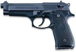 """NEW!! BERETTA 92FS 9MM 15+1 4.9"""" 2 MAGS MADE IN ITALY"""