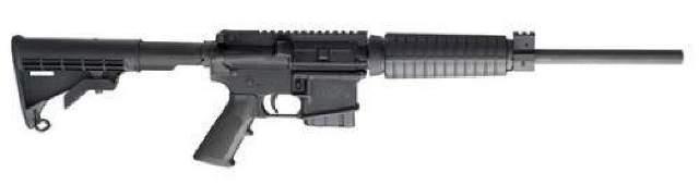NEW!!! S&W 811013 M&P15 Optics Rdy State Comp AR-15 SA