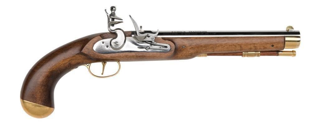 (NEW)Pirate Pistol .50 cal Flintlock Select