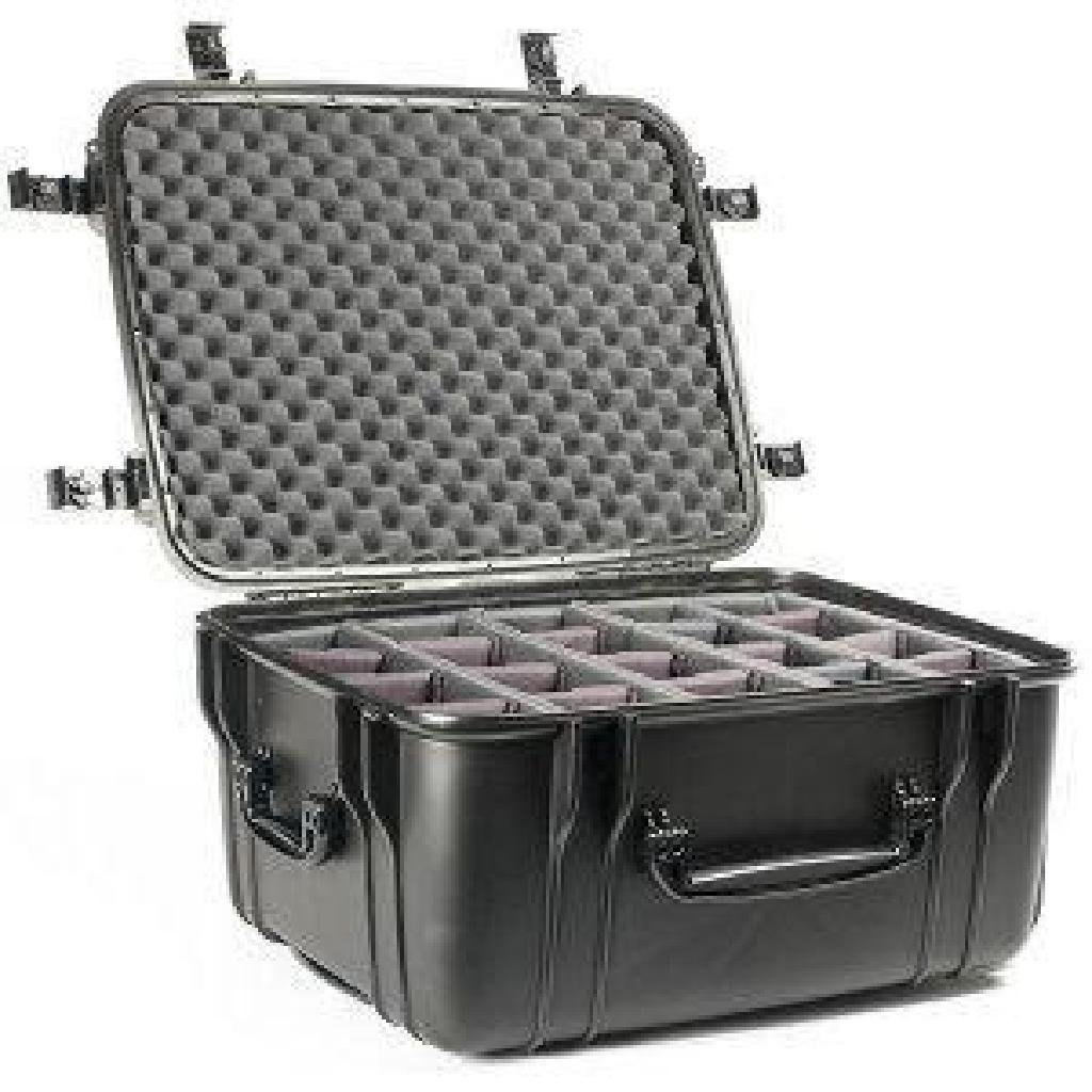 _NEW!_ SE1220 Protective Case w/Adjustable Dividers,